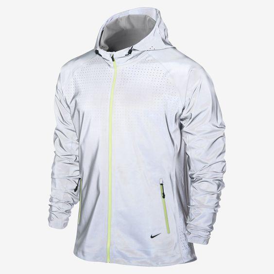 Nike Store. Nike Allover Flash Men's Running Jacket