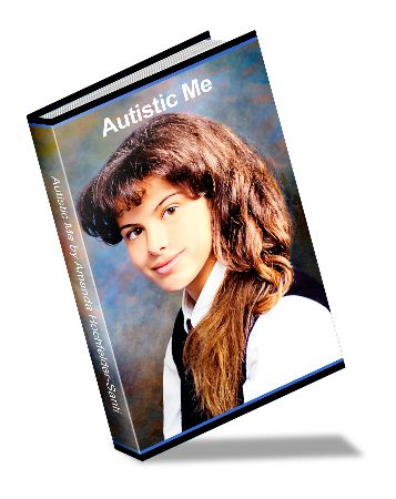 """Hi! I am Amanda Hochfelder Santi. I am autistic.         By being autistic, I perceive the world and communicate differently than most people.  I am misunderstood often by those who do not know me.      This is a book I wrote about myself,  my world, my life, and my success after completing """"Autistic Exercises"""" that I developed with the help of my mother, a Doctor of Psychology."""