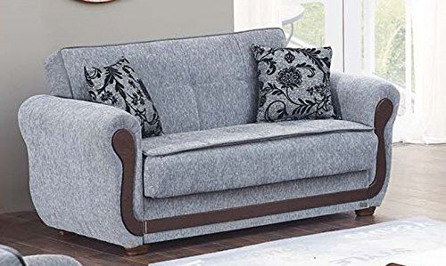 Empire Furniture USA Surf Avenue Gallery Upholstered Convertible Storage  Love Vehicle By Would Mean Of Very Easy Discover Storage Space,  Incorporates 2 ...