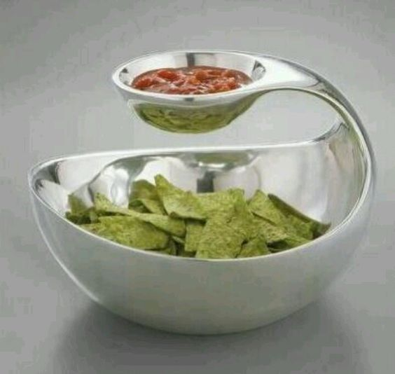 Awesome chips & salsa bowl