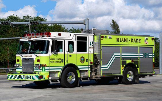 Miami-Dade Fire Rescue<br /> Doral<br /> Engine 45<br /> 2008 Pierce ArrowXT PUC 1500/750<br /> Photo by: Alex M. Poitevien Jr.
