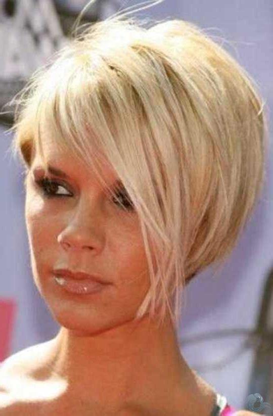 Neue Victoria Beckham Bob Haar Trend Victoria Beckham Kurze Haare Blonder Bob Schnitt Beckham Haare