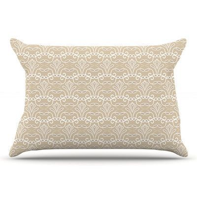 East Urban Home Soft Deco by Julia Grifol Pillow Sham Size: