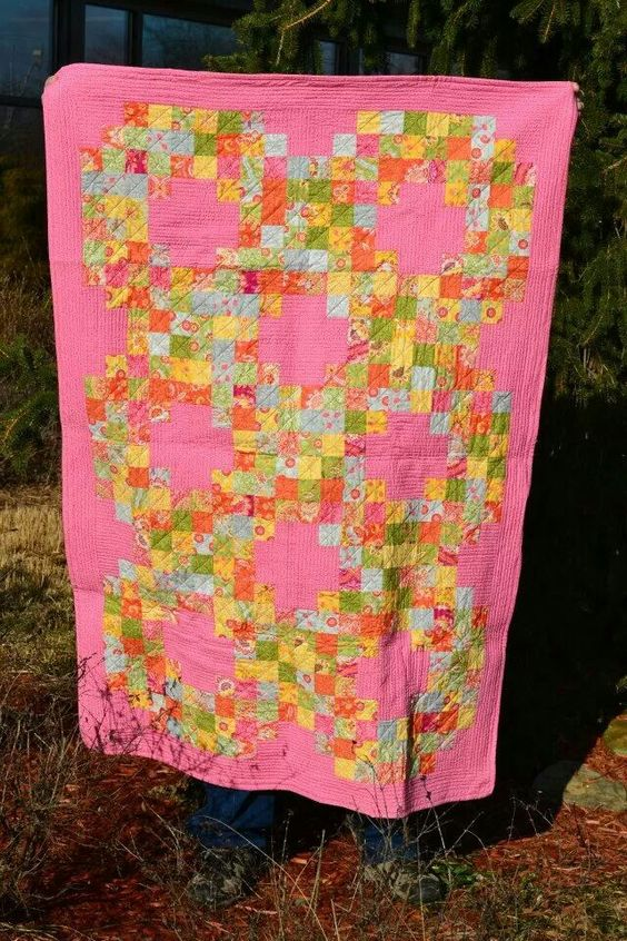 Elana S Quilt Pattern Is Quot Daisy Chain Quot From The Book
