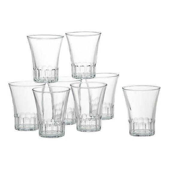 Duralex Tavola Wine Glasses