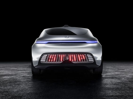 2015 Mercedes-Benz F 015 Luxury in Motion Concept Image