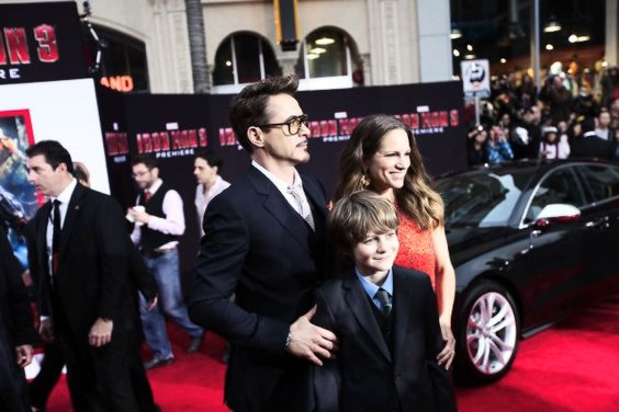 Iron Man 3, Hollywood Premiere