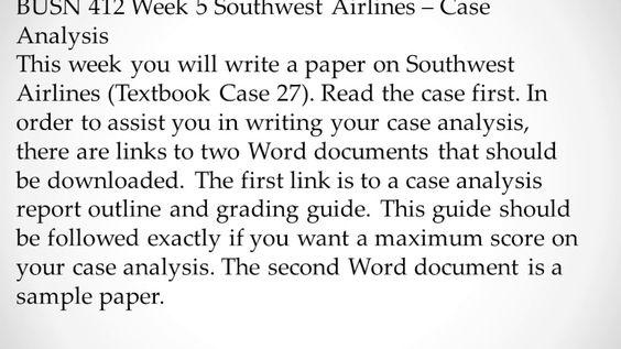 BUSN 412 Week 3 Nintendou0027s Wii Case AnalysisClick Link Below To - case analysis