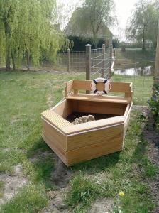 Leuk idee samen in de boot op reis schoolplein idee pinterest tuinen kind en zomer for Tuin allen idee