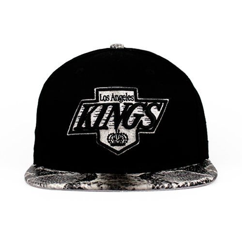 Available: Los Angeles Kings Snake Skin Snapback  - Buy yours at goo.gl/IL1W2
