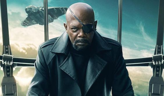 8 Caracteres Do Universo Marvel Que Não Devera Mais Usar #8 Nick Fury