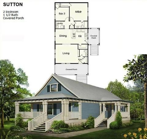 Modular Home 2br 1 5ba 1056sf Ns3252 Sutton Modern Modular Houses Home Building Kits Prefab Home Kits Prefab Homes