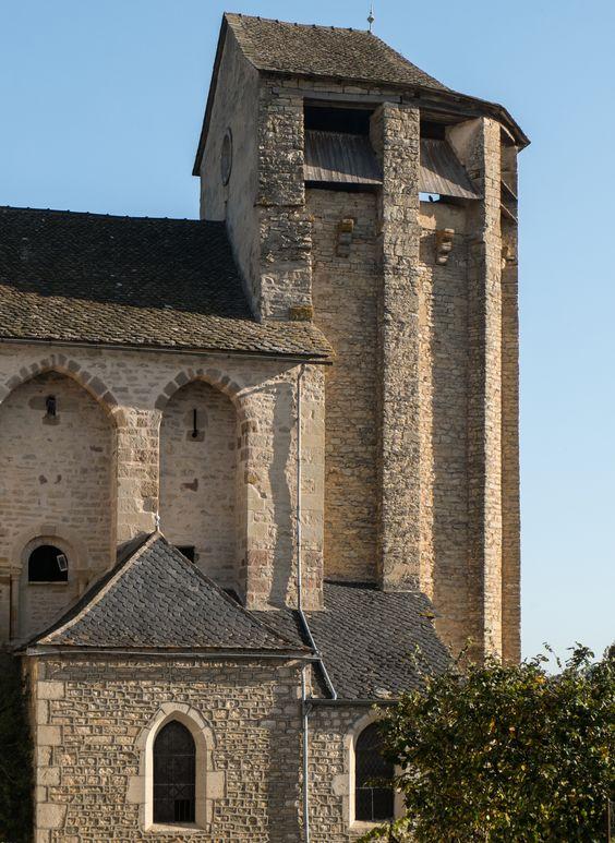 https://flic.kr/p/D9hviZ | Église (XIIIe,XIVe, XIXe s.) de Souyris, Salles-la-Source (Aveyron, France) | www.culture.gouv.fr/public/mistral/merimee_fr?ACTION=CHER...