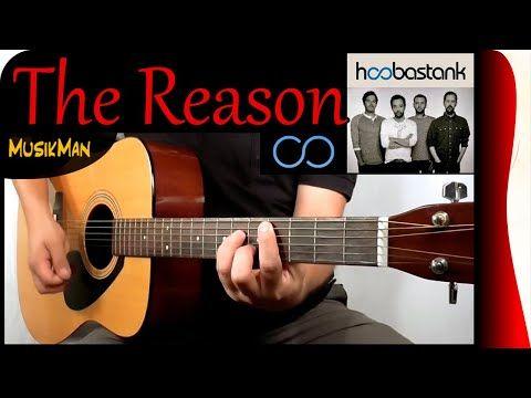 The Reason Hoobastank Guitar Cover Musikman 123 Youtube Hoobastank Guitar Cool Guitar