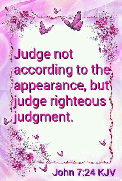 John 7:24:
