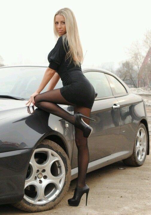 Belo carro.