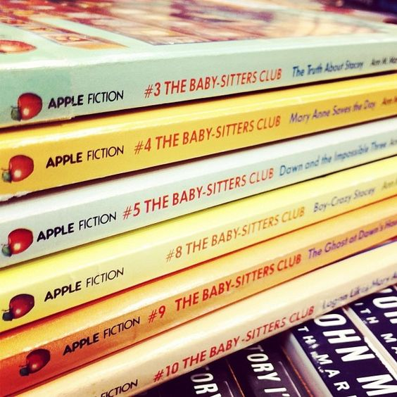 6 Of The Most Intense Issues The Baby-Sitters Club Books Tackled