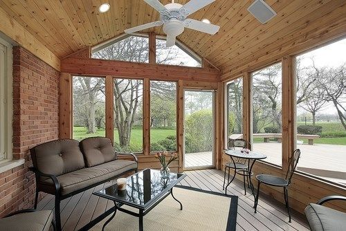 How To Winterize A Screened In Porch Porch Screenedin Winterize Porchporch Sc In 2020 Patio Room Enclosed Patio Patio House Ideas
