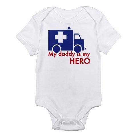 Ambulance Hero Onesie