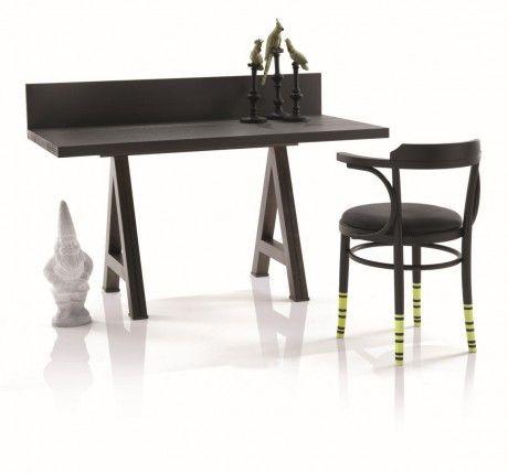 moda woody writing desk