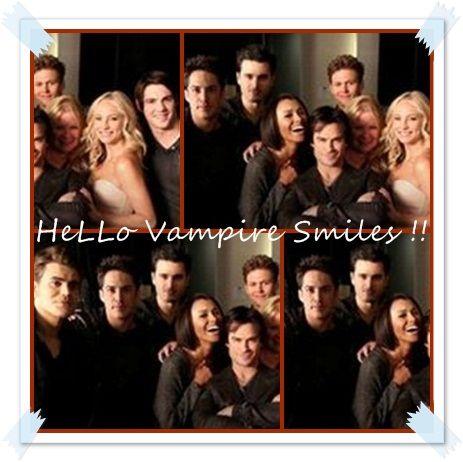 ♥Meu Romântico Coração♥: Vampire Thursday Sweets...