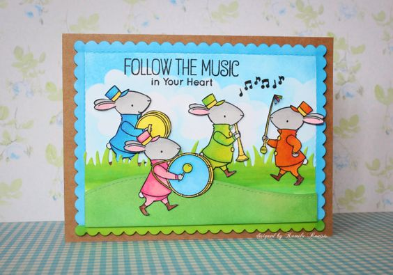 MFT colour challenge card   Life in Moments…   follow the music