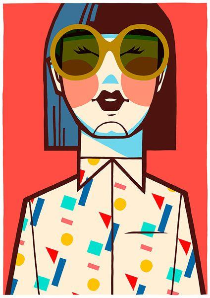 El ilustrador Lawerta diseñará la imagen de La Cabina 2016