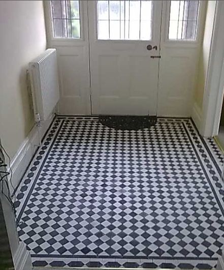 Tile Bungalows And Floors On Pinterest