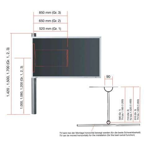 Solution Art123 Tv Halter Medienmobel Tv Halterung Medien Mobel