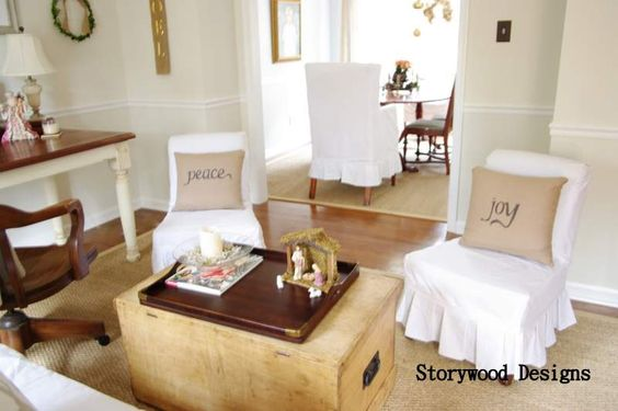 House tour at Storywood Designs