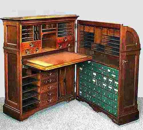 Usa desks and offices on pinterest for Muebles escritorios clasicos
