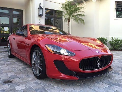 2012 Maserati Granturismo Mc Sport Line For Sale By Auto Europa Naples Mercedesexpert Com Youtube Maserati Maserati For Sale Maserati Granturismo
