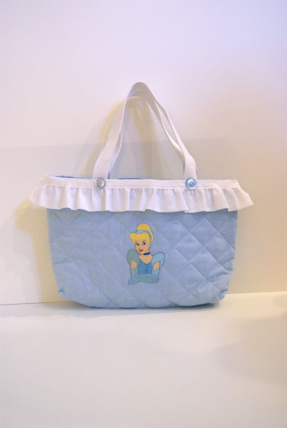 Cinderella Inspired Tote Bag on Etsy, $23.00