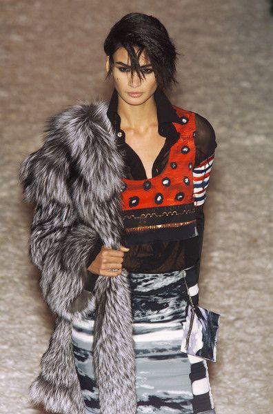 Jean Paul Gaultier, Autumn/Winter 2001, Ready to Wear