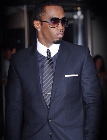 p diddy dress style