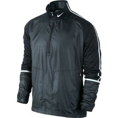 Nike Windproof Half Zip Golf Jackets