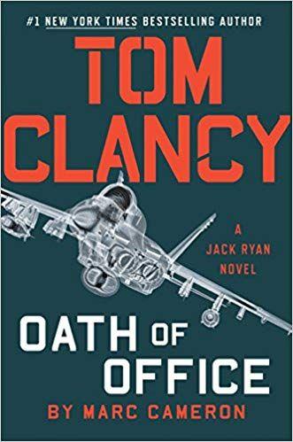 Download Pdf Tom Clancy Oath Of Office A Jack Ryan Novel Free