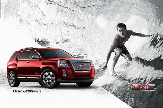 GMC Terrain, diseñada para los que gustan de aventuras. Encuentra los modelos en Centro Automotriz Belden.