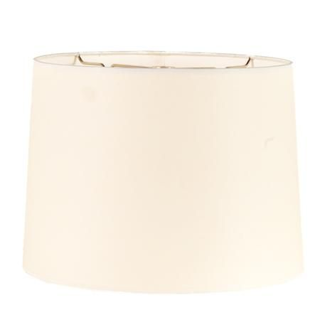 """16"""" Oiled Marble Paper Drum Shade"""
