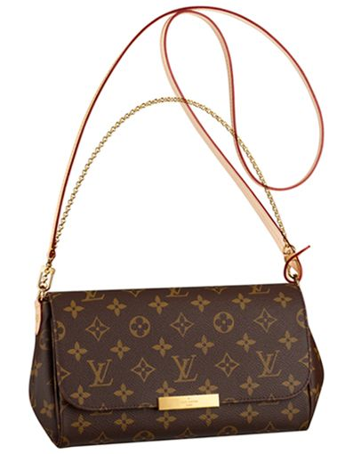 Louis+Vuitton+Monogram+Canvas+Pochette