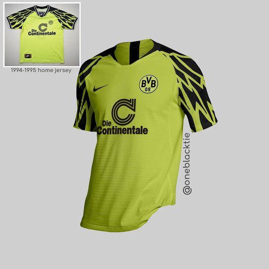 Awesome Nike Borussia Dortmund 2018 19 Concept Kit By Drey Footy