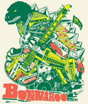 Bonnaroo Music Festival.