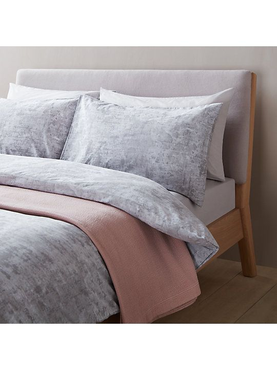 Design Project By John Lewis No 162 Bedding Grey Bed Linens