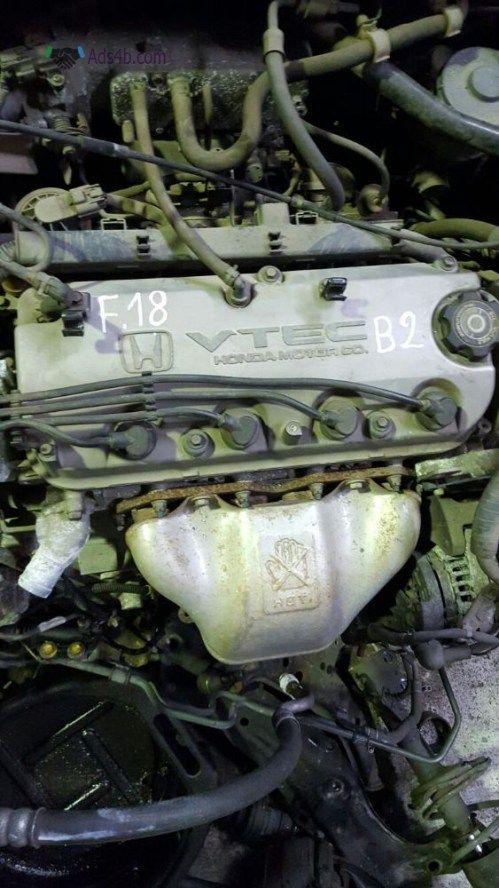 Motor Honda Accord 1.8i 2000. Ref. F18B2. Enviamos para todo país. Transportadora / Correio.