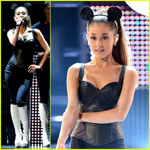 Ariana Grande Covers 'Cosmopolitan' February 2014 | Ariana Grande ...