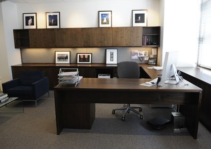 Executive office, Offices and Office designs on Pinterest