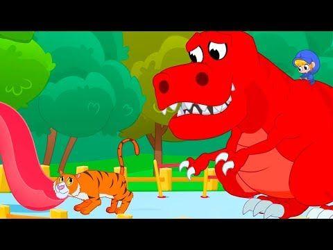Halloween 2020 Animal Cartoon Scary Animal Bandits | Halloween Stories for Kids | Kids Cartoon