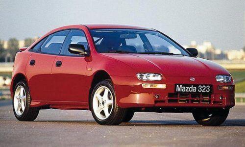 The Mazda 323 Repair Manual Included, Mazda 323 Wiring Diagram Pdf
