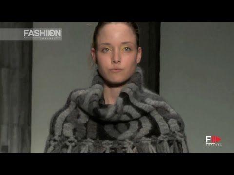 LAURA BIAGIOTTI Milan Fashion Week Fall 2015 by Fashion Channel