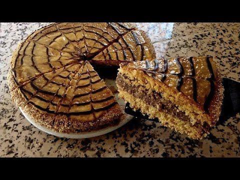 كيكة 2 بيضات كيكة غير كل الكيكات لذقتهم بمذاق مختلف وبكريمة النشا الاقتصادية سهلة وبسيطة Youtube Cooking Food Cake